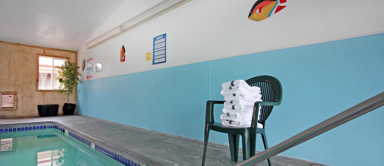Seaside, Oregon Hotel with Indoor Pool