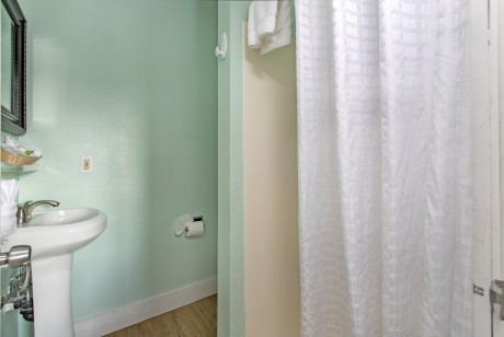 City Center Motel Seaside - Bathroom