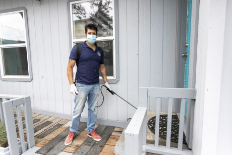 City Center Motel Seaside - Cleaning Protocols